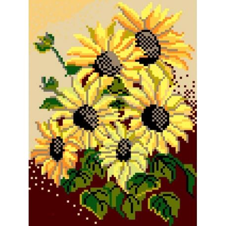 Bukiet słoneczników (No 5016)