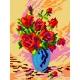 Róże w wazonie (No 312)