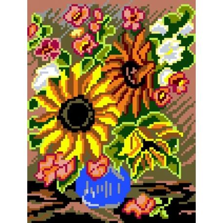 Bukiet kwiatów (No 518)