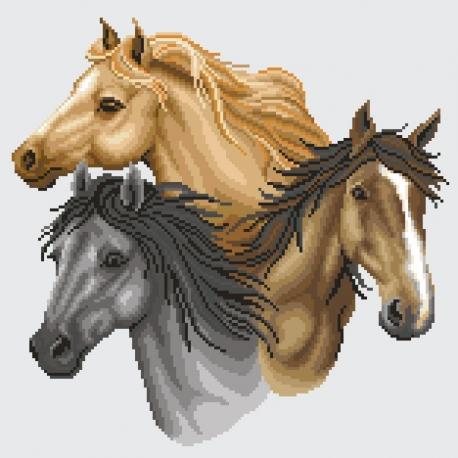 Konie (No 7022)