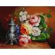 Martwa natura - bukiet kwiatów (No 571)
