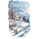 Cztery pory roku - zima (No 94526)