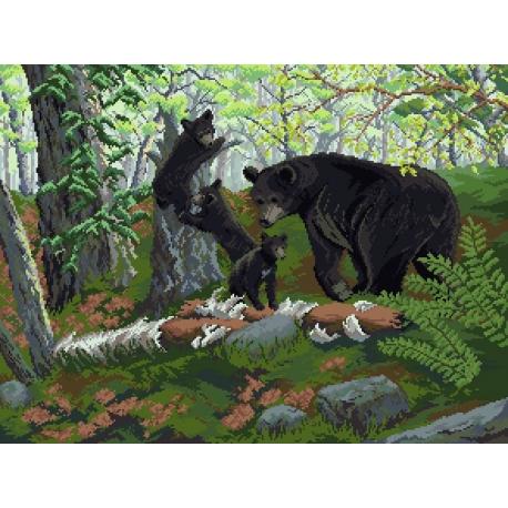 Niedźwiedzie (No 7003)
