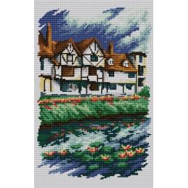 Domki nad rzeką (No 94527)