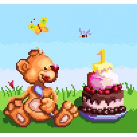 Pierwsze urodziny (No 5701)