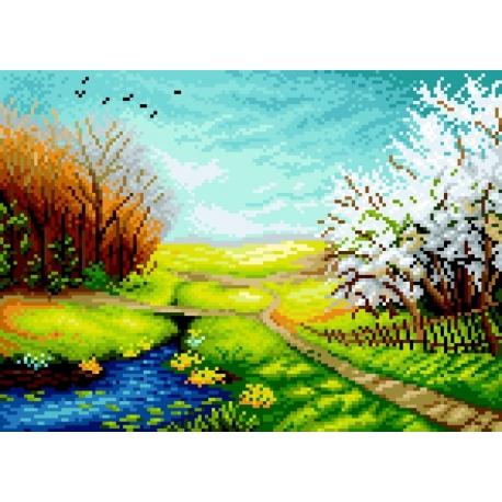 4 pory roku - wiosna (No 7181)