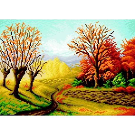 4 pory roku - jesień (No 7183)
