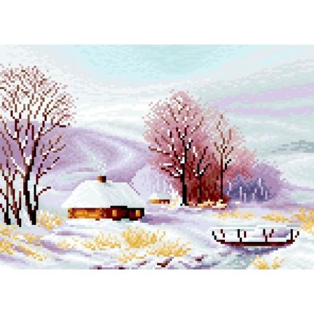 4 pory roku - zima (No 7184)