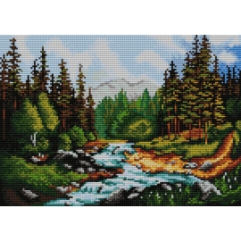 Górska rzeka (No 7197)