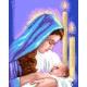 Maryja z dzieciątkiem (No 7236)
