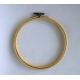 Drewniany tamborek 16cm