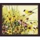 Kwiaty i ptak (No MG057)