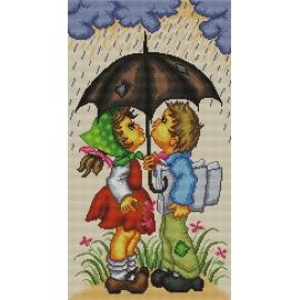 Deszczowy dzień (No 7041)