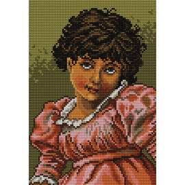 Dziewczynka w sukience (No 5410)