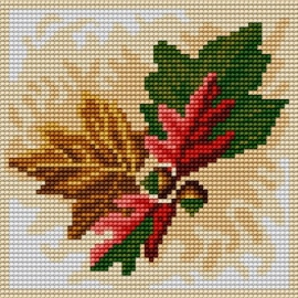 Jesienny liść (No 5578)