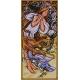 Alfons Mucha - wiosna (No 7160)