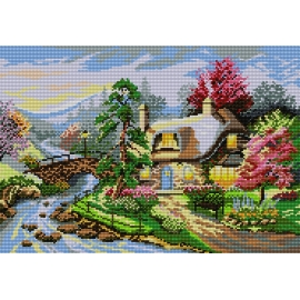 Domek w sadzie (No 5100)