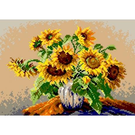 Słoneczniki (No 5013)