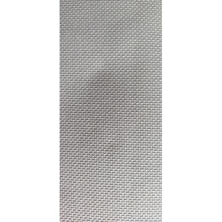 Kanwa AIDA 14ct (54 oczek/10 cm) kolor popielaty tkanina do haftu krzyżykowego