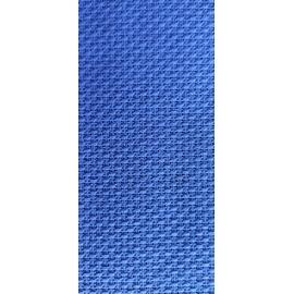 Kanwa AIDA 12ct (46 oczek/10 cm) kolor chabrowy - tkanina do haftu krzyżykowego