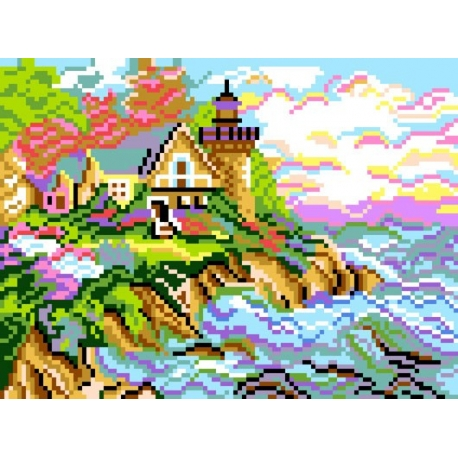 Wzburzone morze (No 5042)
