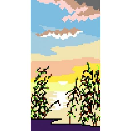 Zachód słońca (No 5033)