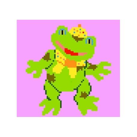 Wesoła żabka (No 5053)