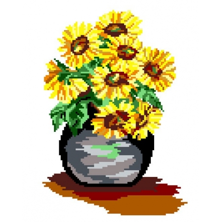 Słoneczniki (No 104)