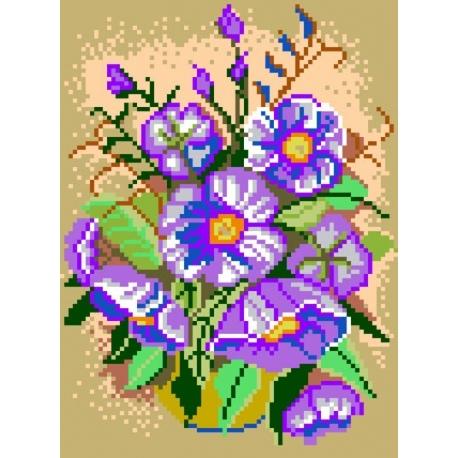 Bukiet kwiatów (No 535)