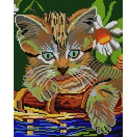 Kot w koszu (No 522)