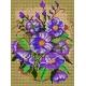 Obrazek do haftowania - Bukiet kwiatów (No 535)