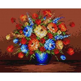 Kwiaty w wazonie (No 576)