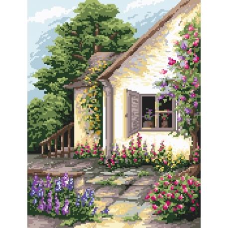 W zaciszu ogrodu (No 94510)