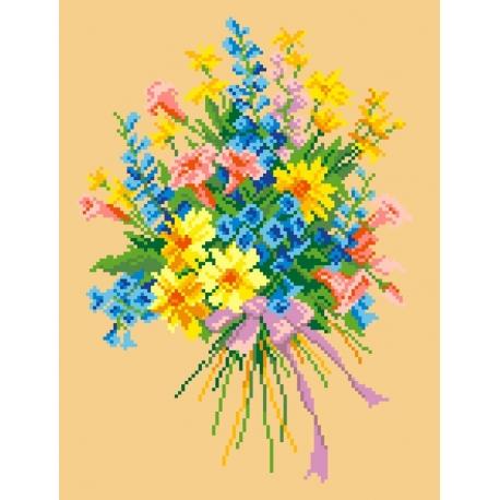 Bukiet kwiatów (No 5164)
