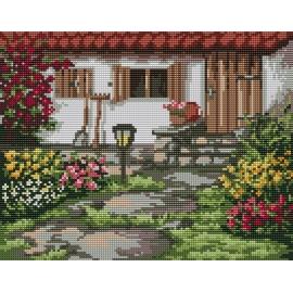 Wiosenny ogródek (No 94531)