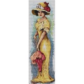 Kobieta z parasolką (No 94543)