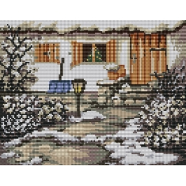 Zimowy ogródek (No 94535)