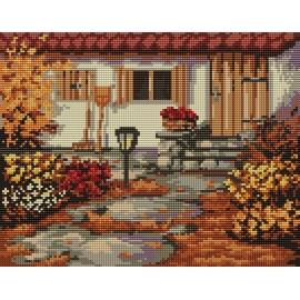 Jesienny ogródek (No 94534)