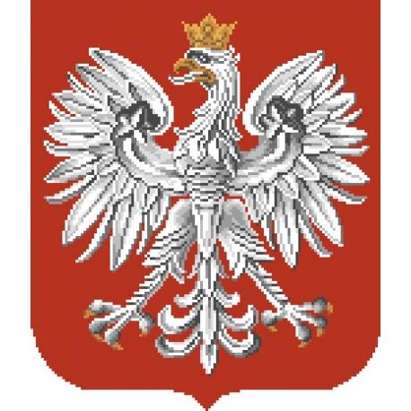 Godło Polski (No 7055)