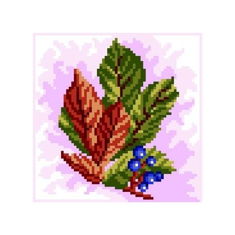 Jesienny liść (No 5577)