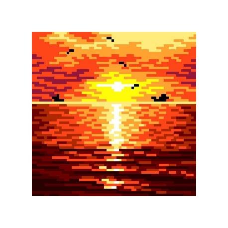 Zachód słońca (No 5646)