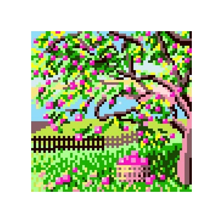 Drzewo - Lato (No 5617)