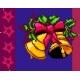 Haft krzyżykowy - do wyboru: kanwa z nadrukiem, nici Ariadna/DMC, wzór graficzny - Świąteczne dzwonki (No 5702)