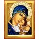 Ikona - Matka Boska z dzieciątkiem (No 7156)