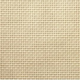 Kanwa 12ct (46 oczek/10 cm) jasny kremowy