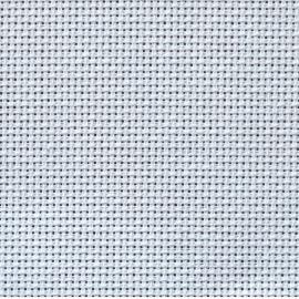 Kanwa AIDA 14ct (54 oczek/10 cm) biała tkanina do haftu krzyżykowego VI
