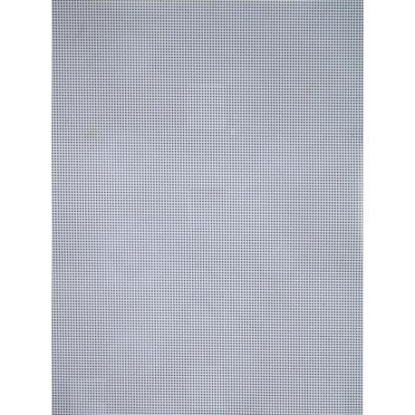 Kanwa plastikowa 14 ct (54 oczka) kolor biały
