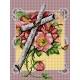 Krzyż w kwiatach (No 5470)