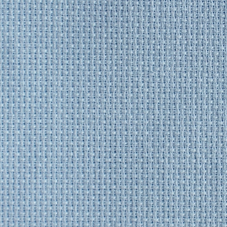 Kanwa 12ct  (46 oczka/10 cm) błękitny