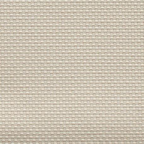 Kanwa AIDA 14ct (54 oczek/10 cm) tkanina do haftu krzyżykowego kolor ekrii